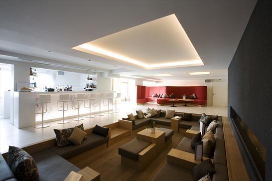 Falso techo ideas dise os pinterest hoteles - Iluminacion falso techo ...