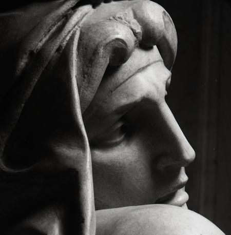 Profile by Michelangelo | exposition in Florence...