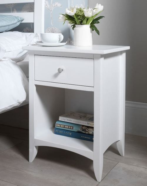 Side Tables Are Normally Placed Beside The Couch Or Bed Side Tables Are Widely Used To Store Items Th In 2020 Side Tables Bedroom White Bedside Table Side Table Decor