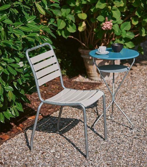 Alinea Gartenstuhl Ohne Armlehne 3484 Stuhl Gartenmobel Memorie Ch Gartenstuhle Stuhle Gartenmobel