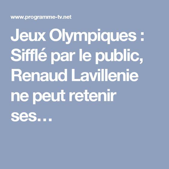 Jeux Olympiques : Sifflé par le public, Renaud Lavillenie ne peut retenir ses…