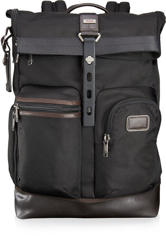 Tumi Alpha Bravo Luke Backpack