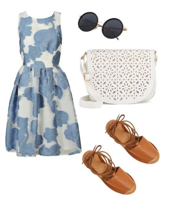 """Untitled #5"" by valerier2d2 ❤ liked on Polyvore featuring P.A.R.O.S.H., Topshop and Under One Sky"