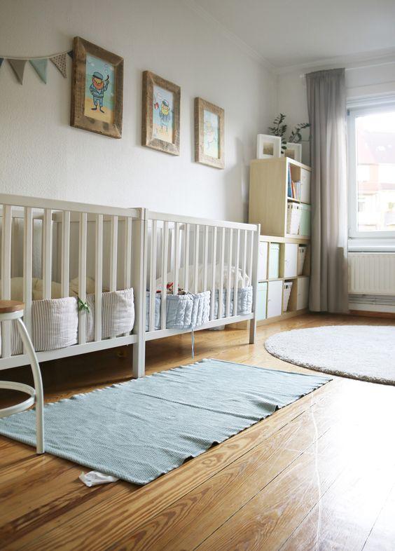 kinderzimmer zwillinge, ikea, jungszimmer, kidsroom, twins http