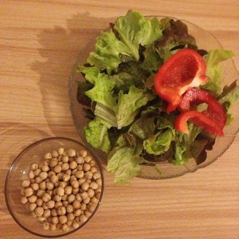 Be Metabolic: Be delicious: Kichererbsen-Salat