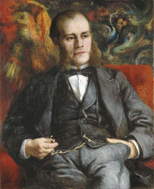 Pierre-Auguste Renoir (1841-1919) Portrait de Pierre-Henri Renoir (the artist's…