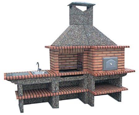 barbacoa horno barcelona para el hogar pinterest barcelona and barbacoa. Black Bedroom Furniture Sets. Home Design Ideas