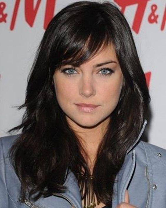 Interesting Bang Haircuts & Bangs Hairstyles for Women (2)