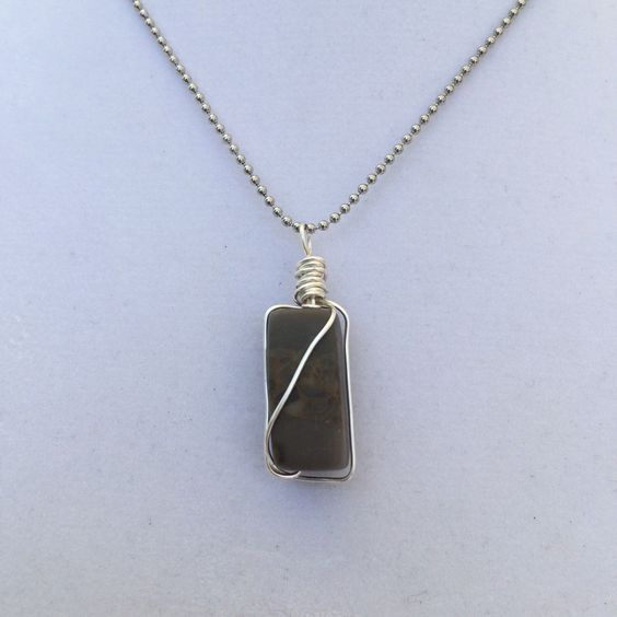 A personal favorite from my Etsy shop https://www.etsy.com/listing/236269052/wire-wrapped-gemstone-pendant-necklace