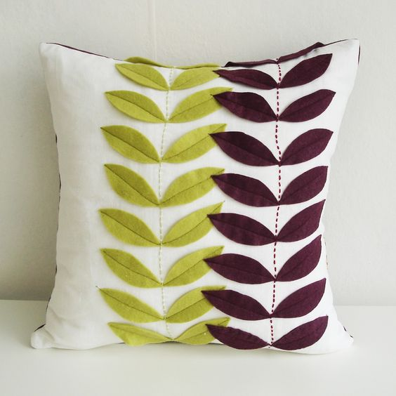 Pattern Pillow Cover - 16x16