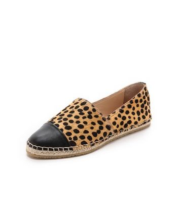 loeffler randall cheetah espadrilles