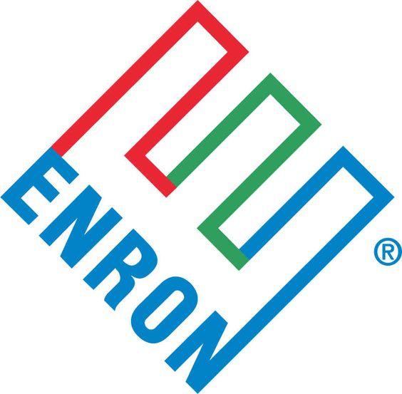 Identity Enron - 1996 | Paul Rand, American Modernist (1914-1996)