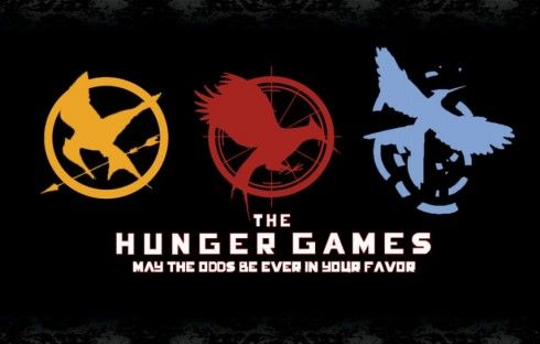I am SO on the hunger games train!