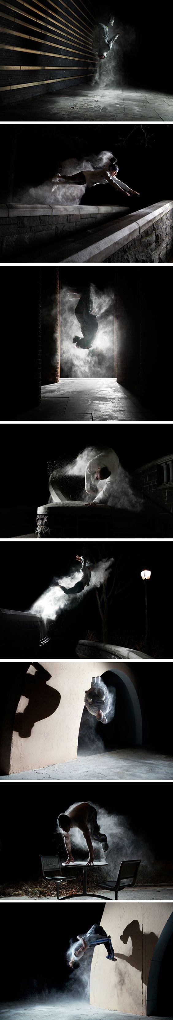 Parkour Motion par Ben Franke #photo #parkour #awesome