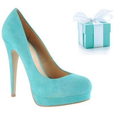 tiffany blue heels | Tiffany Blue Pumps | Clothia