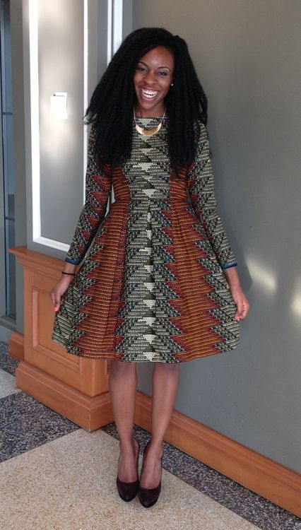 Ankara Cold Weather And Africans On Pinterest