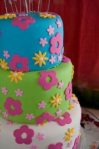 Manualidades y decoracion tortas de cumplea os para el for Decoracion cumpleanos nina 2 anos