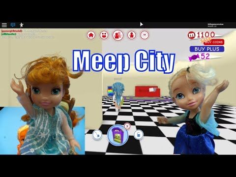 Roblox Granny Pet Spider Youtube Elsa And Anna In The Meep City Roblox Game Youtube Roblox Elsa Doll Games Roblox