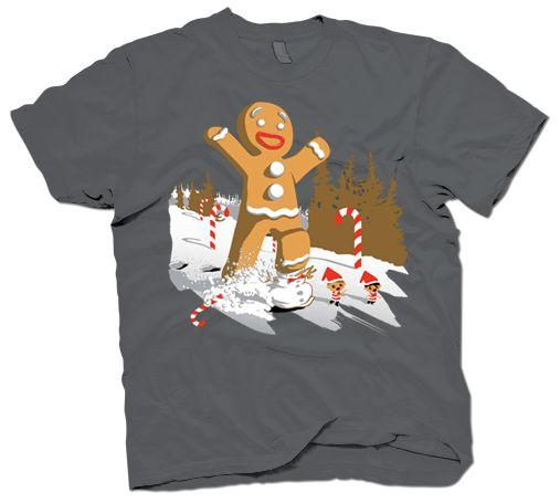 giant gingerbread man | gingerbreadmen