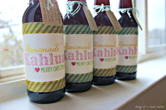 For Christmas this year, a few lucky people got some homemade Kahlua! I was SO excited about this when I came across the post HERE! I literally picked up the things that day and made it. There's no...