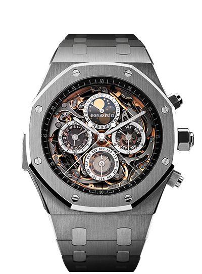 """Audemars Piguet Royal Oak Grande Complication hombres reloj""的图片搜索结果"