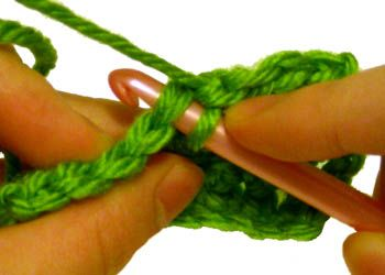 Actually the best and clearest picture tutorials I've ever seen. This one: single crochet decrease.