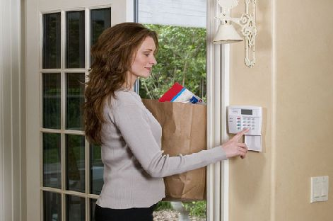 Install Home Alarm Systems For Your Home Security #securitycameras