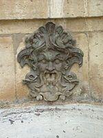 Fontaine de l'Abbaye de Saint-Germain-des-Prés - Wikipedia, the free encyclopedia