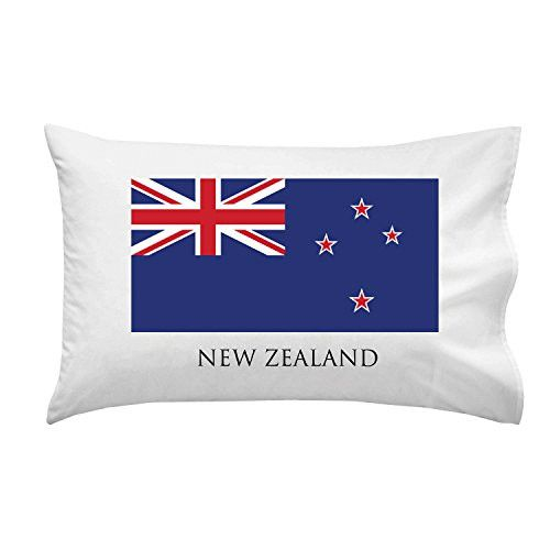 New Zealand - World Country National Flags - Pillow Case Single Pillowcase