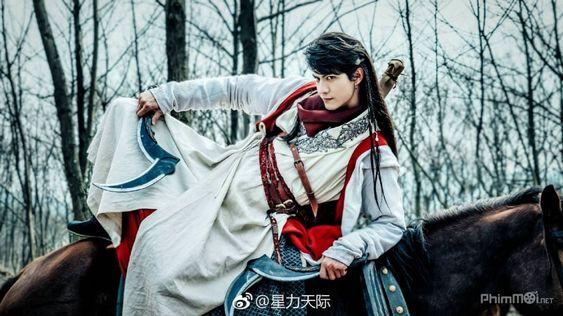 Phieu huong kiem vu - The Lost Swordship (2018)