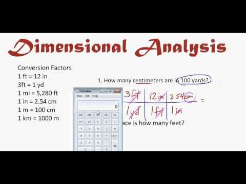 Unit Conversions Made Easy Aka Dimensional Analysis Or Factor Label Method Youtube Dimensional Analysis How To Memorize Things Chemistry Worksheets Dimensional analysis worksheet chemistry