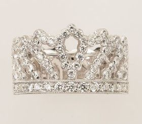 Big Fun - The Fun Blog: Buccellati Diamond Ring - Eternal Jewelry