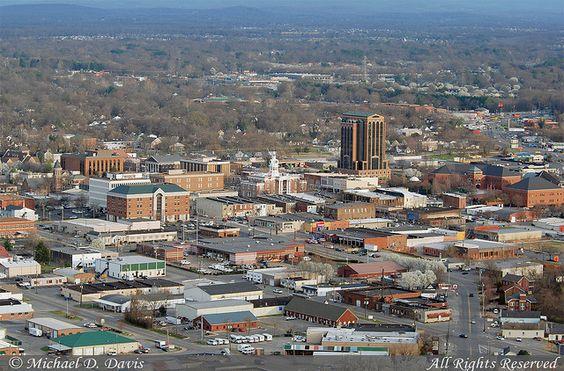 murfreesboro tennessee   Murfreesboro, Tennessee Aerial   Flickr - Photo Sharing!