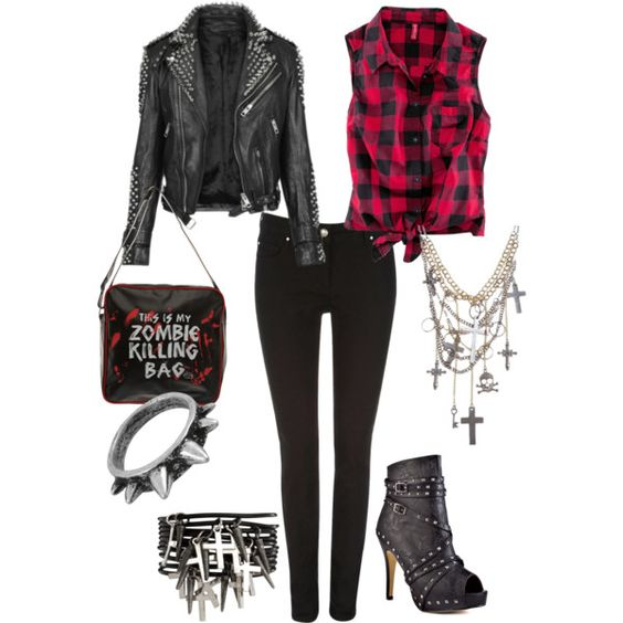 """""""Tough"""" by cassieh767 on Polyvore"""