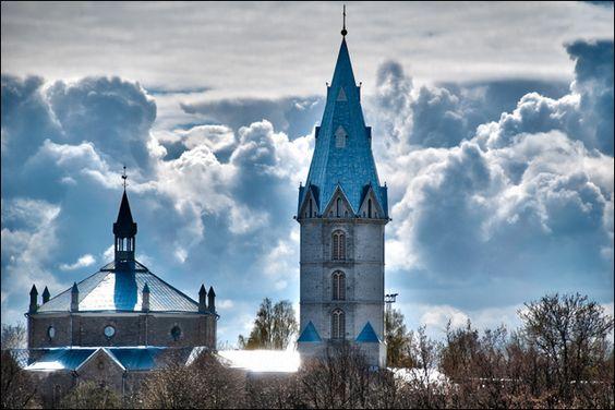 Alexander's Lutheran Church – Narva, Estonia