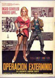 "008: Operation Exterminate"" (1965) - Italian James Bond knockoff ..."
