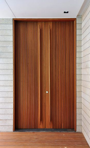 Door Detail By He Hancho Dream House Pinterest