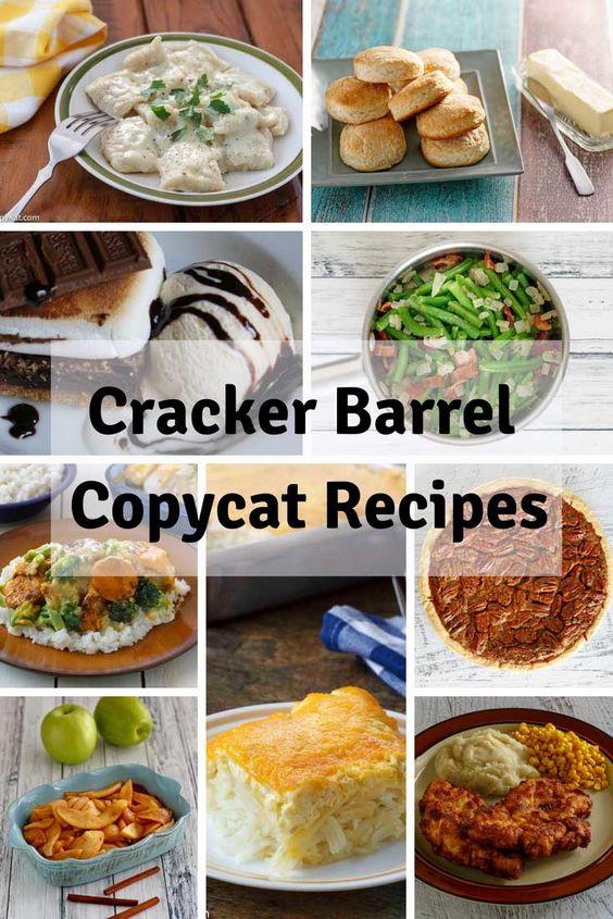 17 Most Loved Cracker Barrel Copycat Recipes