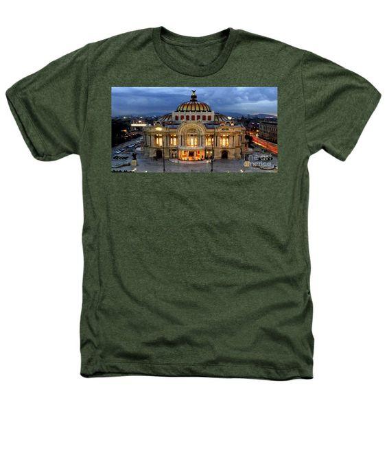 Heathers T-Shirt - Palacio De Bellas Artes Mexico