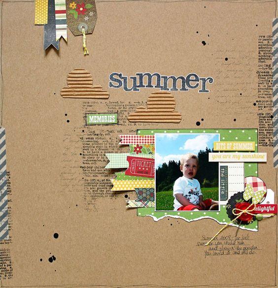 Simple Stories - Summer Fresh