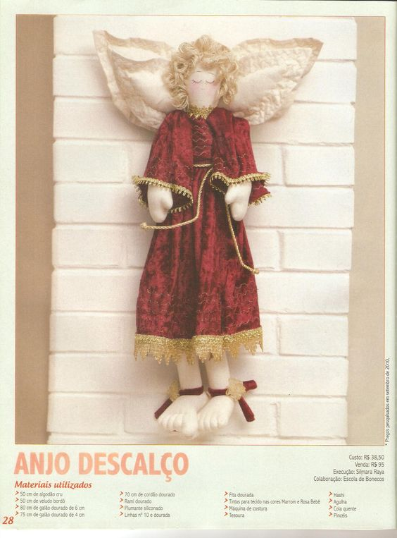 anjo descalço 3