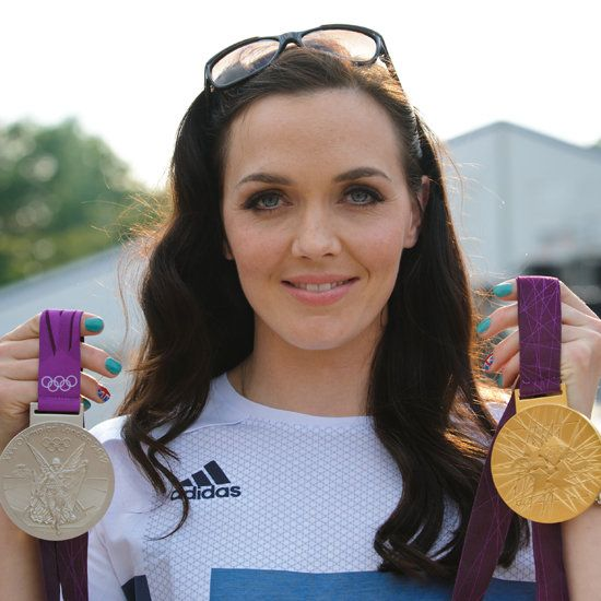 Cycling superstar Victoria Pendleton (MBE) comes from Stotfold, Central Bedfordshire. To go along with her 9 world titles she also won gold in the London 2012 Olympics.