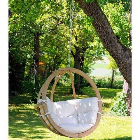 Globo Chair Hangesessel Hangesessel Garten Hinterhof Hangematte Sessel