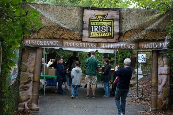 7. Pittsburgh Irish Festival