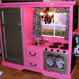 Cute way to reuse an old entertainment center furniture for How to reuse an entertainment center