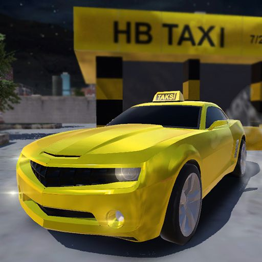 لعبة سائق التاكسي حقيقي Real Taxi Driver Taxi Driver Hit Games Car Games