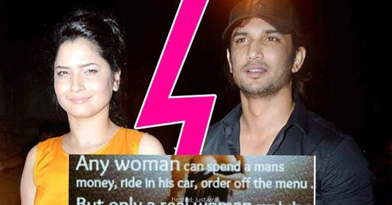 Ankita Lokhande Burns Instagram With This Sarcastic Post, She Has A Lot To Say To Sushant!