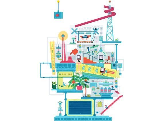 Cloud District es una agencia de tecnología creativa. Conectan personas y tecnología a través de experiencias únicas. En abril de 2013 trabajé junto con Iván Lograpara diseñar su identidad corporativa.