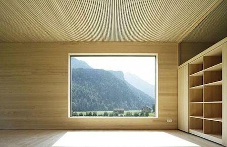 great window view