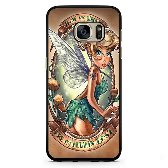 Tinker Bell Pin Up 4 Phonecase Cover Case For Samsung Galaxy S3 Samsung Galaxy S4 Samsung Galaxy S5 Samsung Galaxy S6 Samsung Galaxy S7